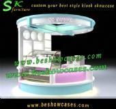 Buy cheap Factory price mall island food cake kiosk for sale product
