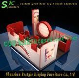 Buy cheap Exquisite eyebrow kiosk for shopping mall product