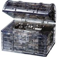 Buy cheap Products Original 3D Crystal Puzzle - Black Treasure Chest from wholesalers