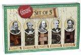 Buy cheap Products Recent Toys Great Minds Set of 5 Puzzles from wholesalers