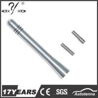 Buy cheap Mini aluminum replacement car antenna mast MS01 from wholesalers