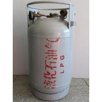 Buy cheap LPG Cylinder for Forklift LPGW314-35-2.2-A GB17259 35L LPG cylinder from wholesalers