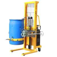 Buy cheap Semi-electric Drum Carrier Semi Electric Drum Lifter Cum Tilter YL520A from wholesalers