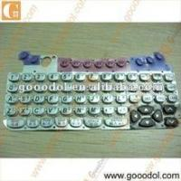 Buy cheap custom silicone keypad for telephone and equipment, TPU keypad from wholesalers