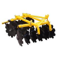 Buy cheap Disk Harrows Product name: 1BQX Series of Light-Duty Mounted Disc Harrow from wholesalers