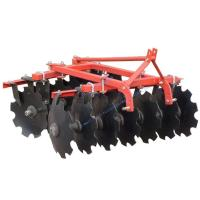 Buy cheap Disk Harrows Product name: 15Hp Tractor Mounted Light Duty Disc Harrow from wholesalers