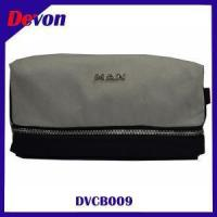 Custom High Quality Canvas Cosmetic Bag Toiletry Bag