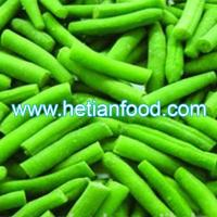 Buy cheap IQF green beans whole round from wholesalers
