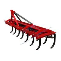 Buy cheap Cultivators Product name: Rear Mounted Spring Tooth Tiller Cultivator from wholesalers
