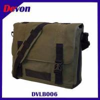 Buy cheap 17.3 inch Eco-Friendly Canvas Laptop Messenger Bag from wholesalers