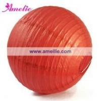 Buy cheap A03PL Chinese paper lanterns wholesale from wholesalers