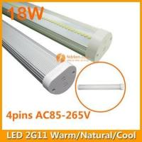 Buy cheap 18W LED 2G11 Tube Light 535mm 4Pins from wholesalers