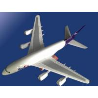 Buy cheap Part Metal Airplane Model for FedEx Express from wholesalers