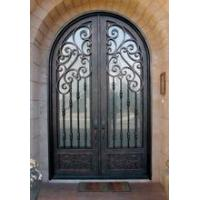 Buy cheap iron metal main entrance doors grill designs from wholesalers