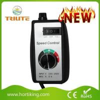 Buy cheap indoor growing inline duct fan speed controller from wholesalers