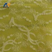 Buy cheap various colors lace fabric for women's clothes from wholesalers