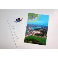 Buy cheap 3D pp scenery greeting card product