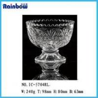 Wholesale Glass Cup For Ice Cream