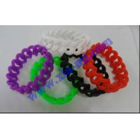 Buy cheap silicone hemp flowers Bracelets from wholesalers