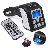 Buy cheap New Bluetooth Car MP3 Player Phone FM Transmitter for SD/MMC/USB from wholesalers
