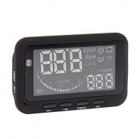 Buy cheap Car Obd Hud Mile/Speed/Battery Voltage Windshield Head Up Display from wholesalers