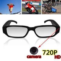 Buy cheap MiniCamera Eyewear Video&Voice Recorder HD Mobile Spy Glasses Camera DV DVR 1280*720 30fps from wholesalers
