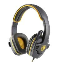 Buy cheap SADES SA-708 Zombie Version Stereo Headphone Computer Gaming Headset Microphone from wholesalers