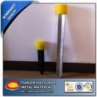 Buy cheap Y POST Cap, Y Type Fence Post Cap, Star Picket Plastic Cap from wholesalers