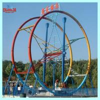 Buy cheap FourPark rides Park amusement game machine Ferris Wheel Ring Car for sale from wholesalers