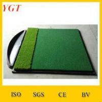Buy cheap indoor golf net and mat putting mat golf from wholesalers