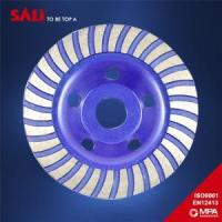 Buy cheap Turbo Diamond Grinding Wheel from wholesalers
