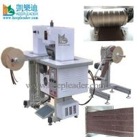 Buy cheap Packaging Machine KLC-120,ULTRASONIC VELCRO SLITTING MACHINE from wholesalers