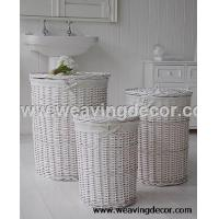 Buy cheap Wicker Series 201473116426white wicker laundry basket for wholesale from wholesalers