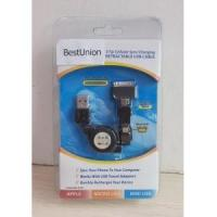 Buy cheap 3 Tip cellular sync/charging retractable USB cable from wholesalers