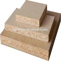 Buy cheap TIMBER wood grain melamined waterproof particle board for sale from wholesalers