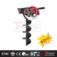 Buy cheap 2013 new power tool 62cc drilling rig / earth auger as hole digging tool from wholesalers