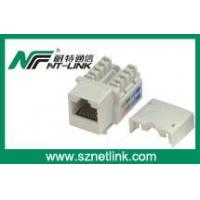 Buy cheap NT-K022 RJ45 Keystone Jack from wholesalers