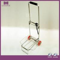 Buy cheap Trolley Cart Silver Folding Trolley Cart from wholesalers