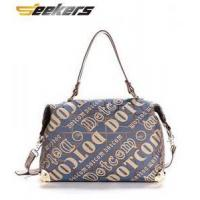 Buy cheap fashion designer ladies handbags,personality casual women shoulder bag,canvas shoulder bag from wholesalers