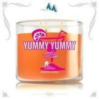 Buy cheap Scented Candle Long burning smokeless 3 wick candles from wholesalers