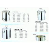 Buy cheap Hotel Supplies Stainless Steel Stock Pot from wholesalers
