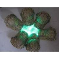 Buy cheap Python Skin Camo Night Fishing Hunting Caps with LED Light Caps for Night Hunting Fishing from wholesalers