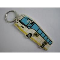 3d soft pvc custom keychains bulk buy from china
