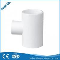 "Buy cheap 3/4""x1/2"" 1""x1-1/2"" 1""x3/4"" PVC Reducing Tees Socket ASTM D2466 AN10 product"