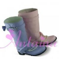 Buy cheap Lolita Long Coats Antaina Sweet Low Heel Lolita Boots with Bead Chains from wholesalers