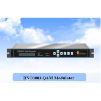 Buy cheap 1U 1550nm External Modulated Transmitter DVB-C ASI QAM Modulator from wholesalers