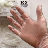 Buy cheap Cheap Medical Disposable Vinyl Gloves Powdered product