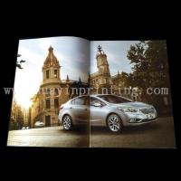 Buy cheap catalogue with Saddle stitch binding from wholesalers