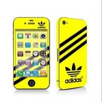 Buy cheap Adidas design sticker for iphone 4 from wholesalers