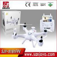 best quadcopter brushless motor drone with hd camera FPV 5.8G drone 3D Quad Copter